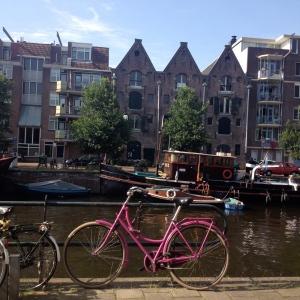 Sol, bike & barco <3