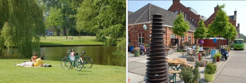 Westerpark/ Crédito: Amsterdam Info